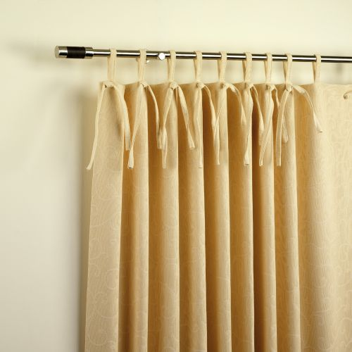Tab Tie Curtains Home Safe
