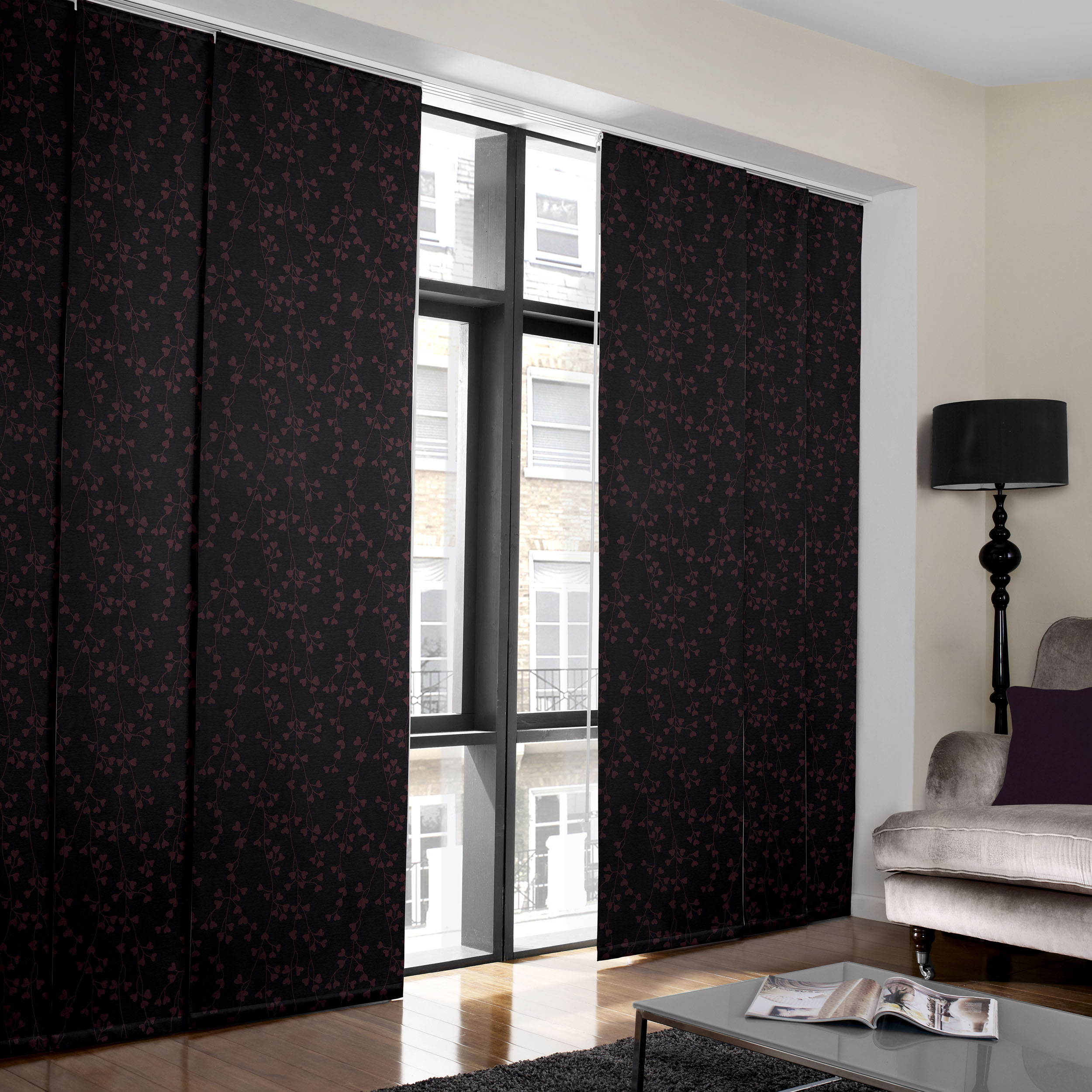Panel Blinds Leicester | D & C Blinds
