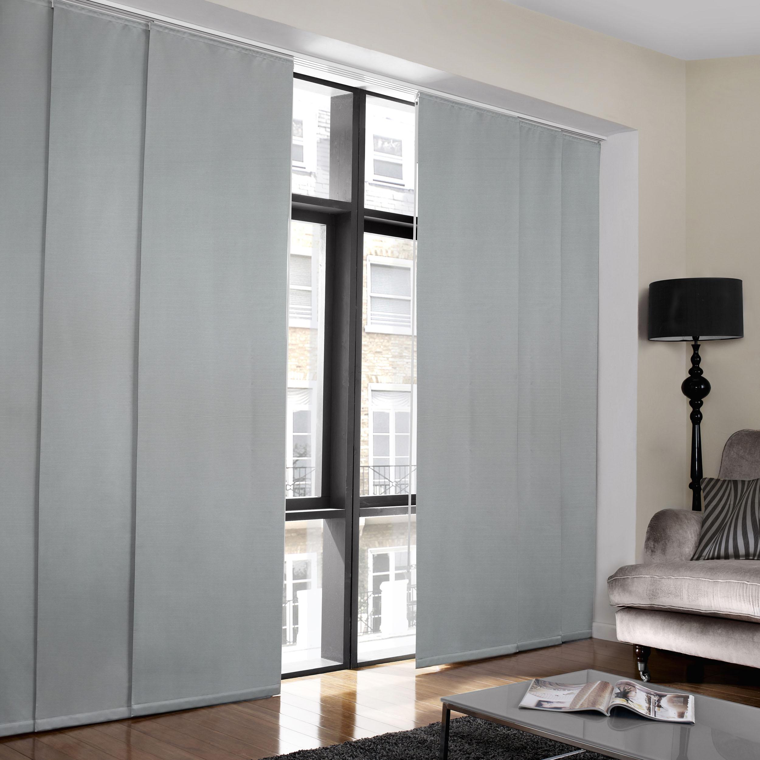 Japanese panel curtains - Gp7 3